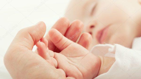 Zwangerschaps-massage